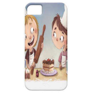 February - Bake For Family Fun Month iPhone 5 Case