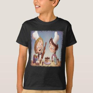 February - Bake For Family Fun Month T-Shirt