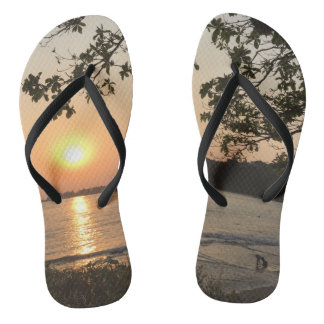 February Goan Sunset Flip-Flops Flip Flops