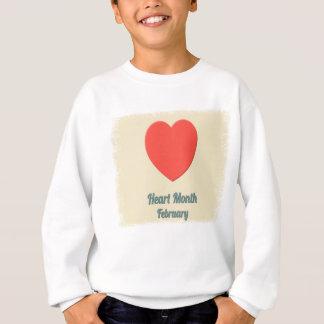 February - Heart Month - Appreciation Day Sweatshirt