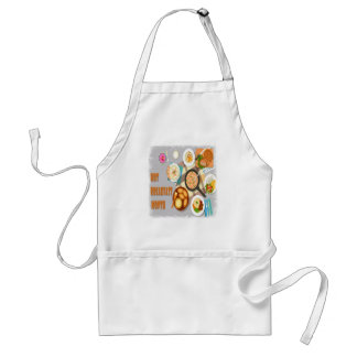 February - Hot Breakfast Month - Appreciation Day Standard Apron