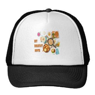 February is Hot Breakfast Month Trucker Hat