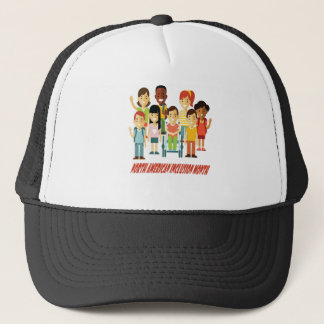 February - North American Inclusion Month Trucker Hat