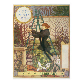 February Postcard