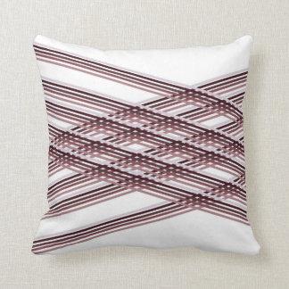 February Print 6 Throw Pillow
