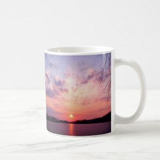 February Sunset Coffee Mug