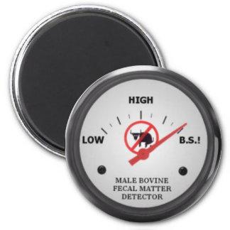 Fecal Matter Detector Magnet