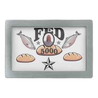 fed 5000 lord belt buckle