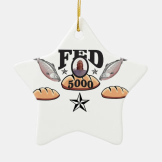 fed 5000 lord ceramic ornament
