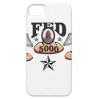 fed 5000 lord iPhone 5 cover