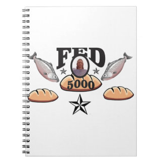 fed 5000 lord notebook