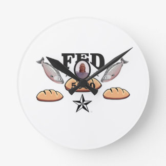fed 5000 lord round clock