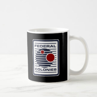 fed classic white coffee mug
