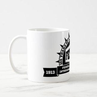 Fed & IRS Centennial Mug