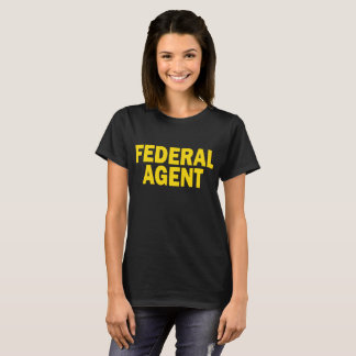 Federal Agent Police Officer Cop Atf Dea Special U T-Shirt