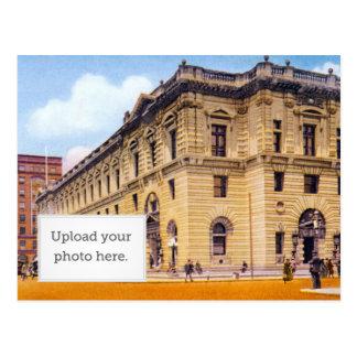 Federal Building Postcard
