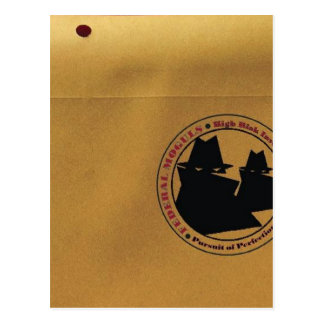 Federal Moguls Post Card