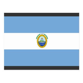 Federal Republic Central America, Costa Rica Postcard