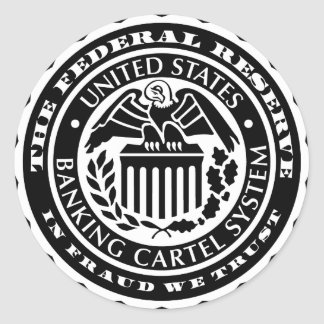 Federal Reserve Stickers