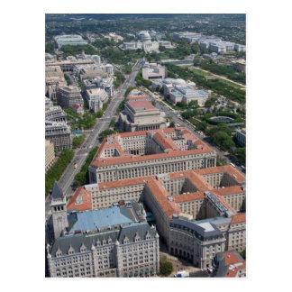 Federal Triangle Washington D.C. Post Cards