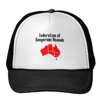 Federation of Dangerous Animals Trucker Hat