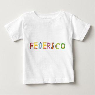 Federico Baby T-Shirt