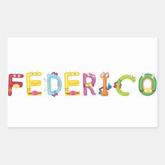 Federico Sticker