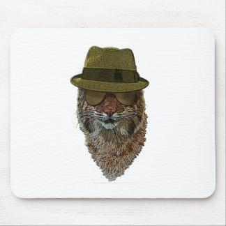Fedora Bob Mouse Pad