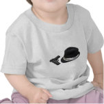 FedoraAndGun080709 copy Shirts