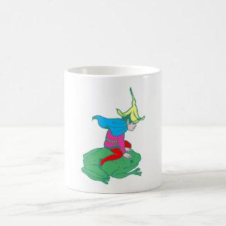 Fee fairy frog frog mugs