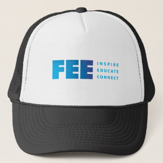 FEE_tag_RGB gradient tag shirt.ai Trucker Hat