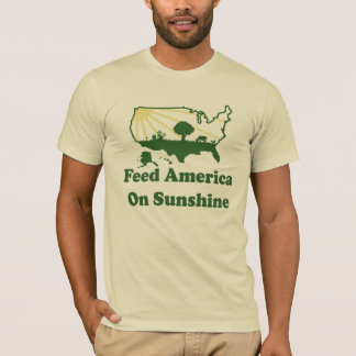Feed America On Sunshine T-Shirt