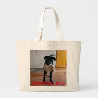 Feed Me Tote Bags