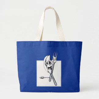 Feed Me! Canvas Bag