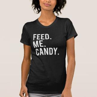Feed Me Candy Print T-Shirt