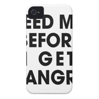 Feed Me iPhone 4 Case-Mate Cases