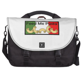 FEED ME PASTA BAGS FOR LAPTOP