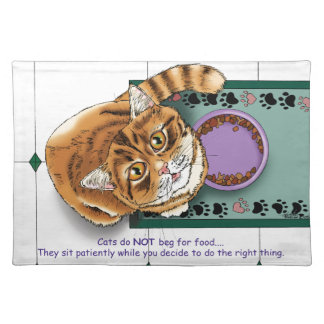 Feed ME! Placemat