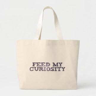 feed my curiosity bags