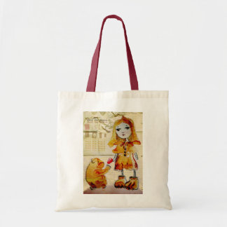 feed the bears tote budget tote bag