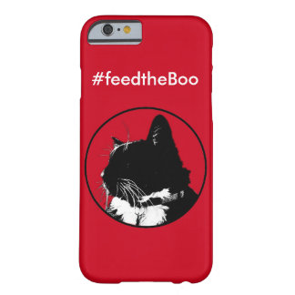 Feed The Boo Barely There iPhone 6 Case