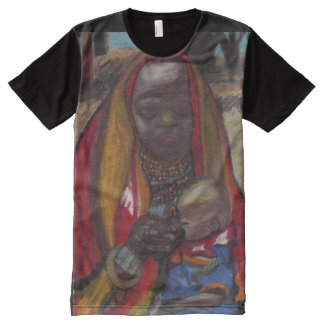 FEED THE CHILDREN All-Over-Print T-Shirt