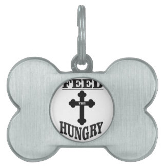 feed the Hungry Pet Tag