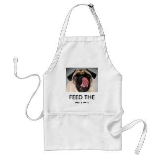 FEED THE PUG! STANDARD APRON