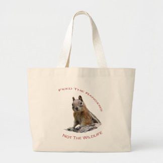 Feed The Rangers Tote Bag