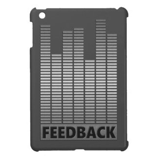 Feedback concept. case for the iPad mini