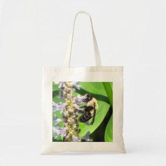 Feeding Bee Tote Bag