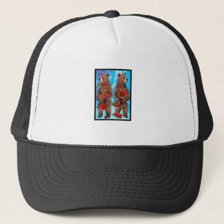 Feeding Frenzy Trucker Hat