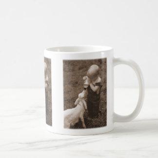 Feeding the Goats Mug