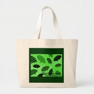 Feeding Time (green) Bags